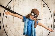 La percezione del tempo da parte dei bambini