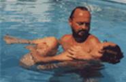 La Coccoloterapia® in acqua calda e l'importanza del contatto