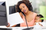 Maternità e carriera: l'ideale sono le super-donne?