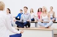 Meditazione a scuola al suono del gong!