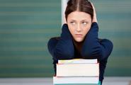 La sedentarietà che provoca l'ansia