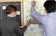 Il brainstorming e le tecniche per la conduzione di gruppi creativi