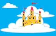 """""""Il tuo castello tra le nuvole"""": una guida """"seriamente"""" immaginaria per vivere meglio…"""