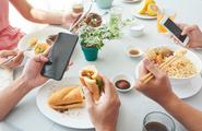 Alimentazione e nuove tecnologie: anche la fame è virtuale?