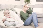 Depressione perinatale, sempre più baby blues