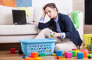 Mamme stanche: consigli per evitare un esaurimento nervoso