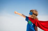 Motivati al bene: perché i bambini amano i supereroi