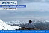 """Natural yoga"" montagna - Weekend alchemico"