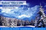 """Weekend """"Yoga & Luna"""" in montagna, 29-31 gennaio 2016"""