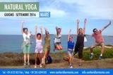 Natural Yoga mare, maggio - luglio 2016