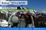 Natural yoga montagna Pasqua 2016