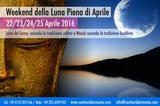 "Weekend ""Yoga & Luna"" in montagna, 22-25 aprile 2016"