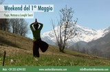 Weekend Natural Yoga 1° maggio 2016