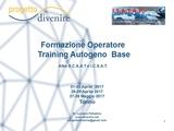 Corso operatore di training autogeno di base