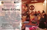 Bagno di Gong a Legnano con VibrazionEmozione