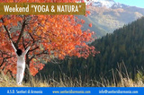 """Weekend """"Yoga & Natura"""" in montagna"""
