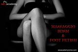 Corso in massaggio BDSM & foot fetish