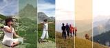 Vacanza/ritiro yoga in montagna