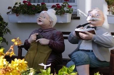 Dare aiuto ai familiari anziani