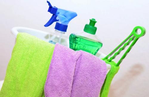 Quando le pulizie diventano una mania