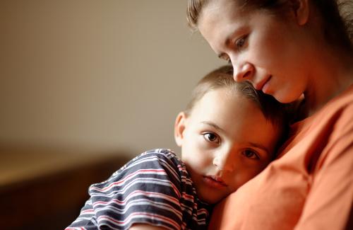 La relazione madre e figlio