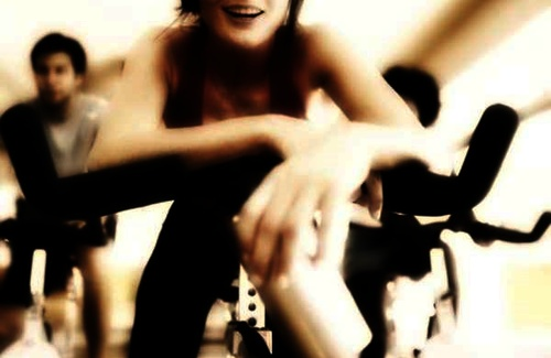 Quando lo spinning allena cuore, anima, cervello