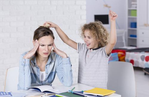 Le cause psicologiche dell'iperattività
