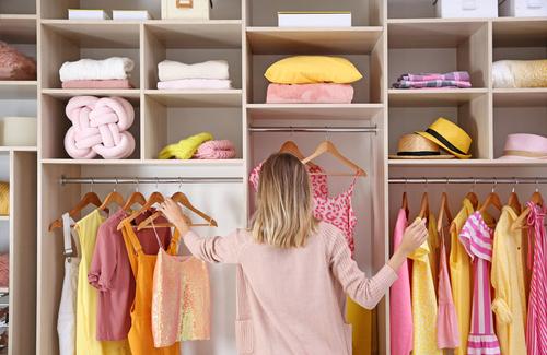 Decluttering: fare spazio in casa e dentro noi stessi