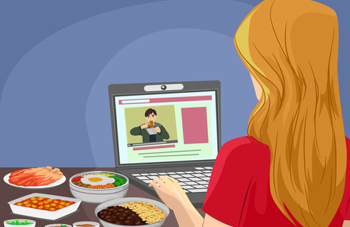 Mukbang: voyeurismo  culinario o ostentazione di malattia?